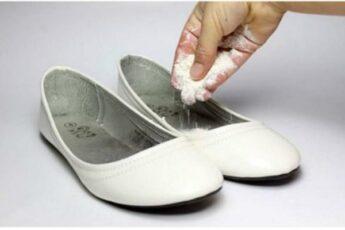 5 способов избавить свою обувь от неприятного запаха