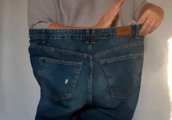 Моя 67- летняя мама научила меня одной оригинальной хитрости, как без примерки купить джинсы по размеру