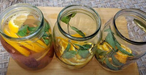 Делайте больше: компот из апельсинов с мятой! Мохито на Зиму в домашних условиях