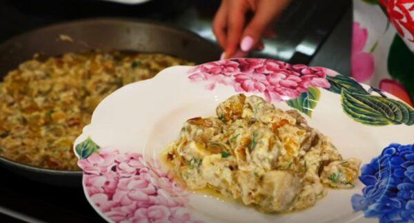 Баклажаны как грибы: плотненькие, вкусные и ароматные! Просто и вкусно